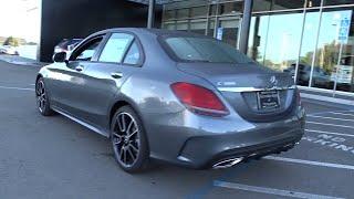 2019 Mercedes-Benz C-Class Pleasanton, Walnut Creek, Fremont, San Jose, Livermore, CA 19-1723