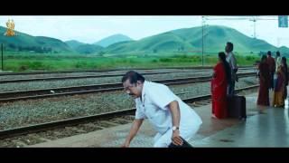 Avs,Dharmavarapu Hilarious Scene in Annavaram Station   Alasyam Amritham