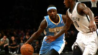 Ty Lawson with the Deadly Behind-the-Back Crossover