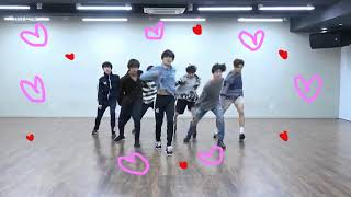 BTS Dances to Amber's Bacon Love (ft. My bad editing)