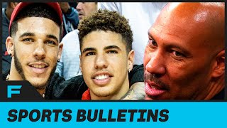 Lavar Ball Says Lonzo & LaMelo Will NEVER Sign With Nike Or Any Other Brand That Isnt BBB