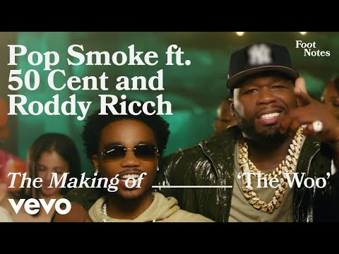 Pop Smoke - The Making of The Woo | Vevo Footnotes ft. 50 Cent, Roddy Ricch