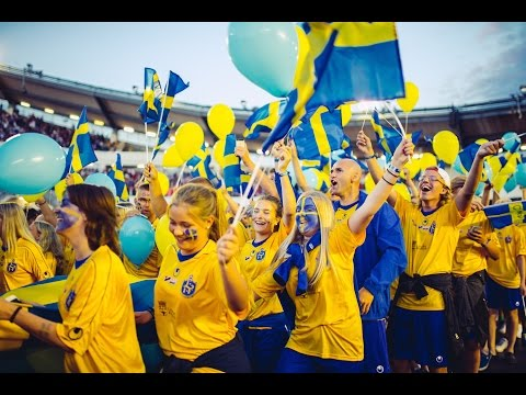 Parade of Nations - Sweden (Gothia Cup)
