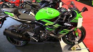 2018 Kawasaki Ninja ZX-6R ABS - Walkaround - 2018 Montreal Motorcycle Show
