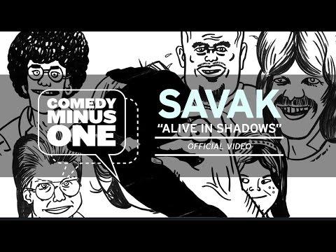 SAVAK - Alive In Shadows