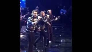 Concert Take that, Royal Albert Hall, London, UK (01.11.2016)
