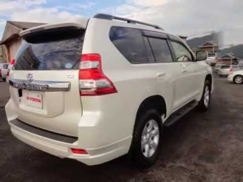 2014 TOYOTA LANDCRUISER PRADO TX LIMITED PACKAGE ( FOB JPY:5.000.000 )