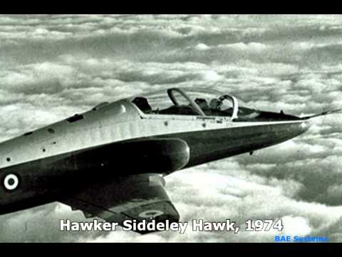Kingston Aviation Story Part 10 - Harriers and Hawks, 1966 - 1986 (Running time 15 minutes)