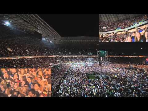 Гимн Украины на Арена-Львов с гр. Океан Эльзы в День Независимости Украины.