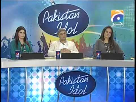 Atif Aslam Live Insult In Pakistan Idol video