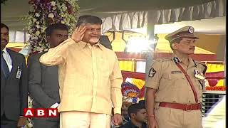 Independence Day Celebrations in AP  | Tableau show | CM Chandrababu Naidu