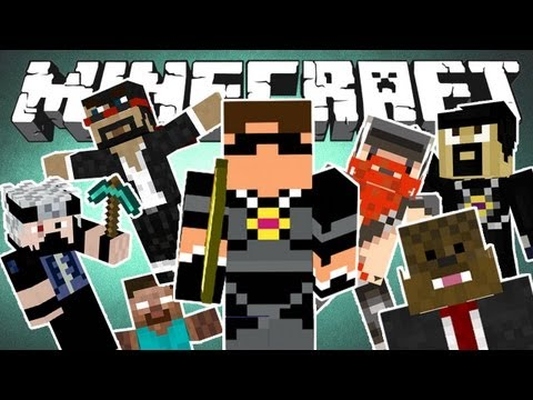 Minecraft Mod Showcase: Cloning - Clone Any Player!