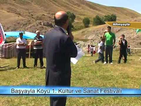Başyayla Köyü 1.Kültür ve Sanat Festivali-1