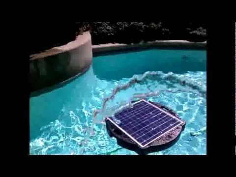 pool pump and filter solar system savior demonstration youtube. Black Bedroom Furniture Sets. Home Design Ideas
