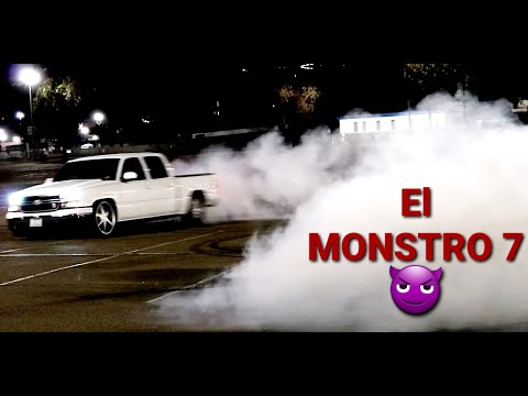 El De La Guitarra - El Monstro 7 (Trokiando Video) a lo lejos me veran intro