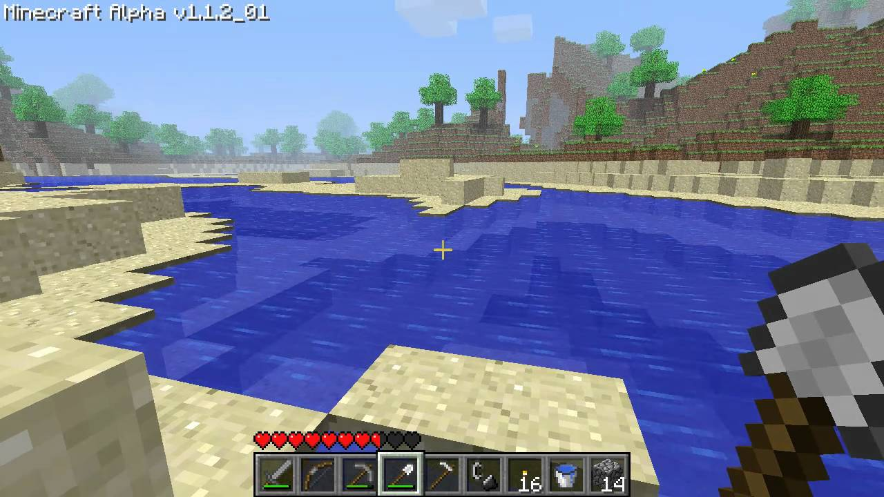 how to make bricks in minecraft pc