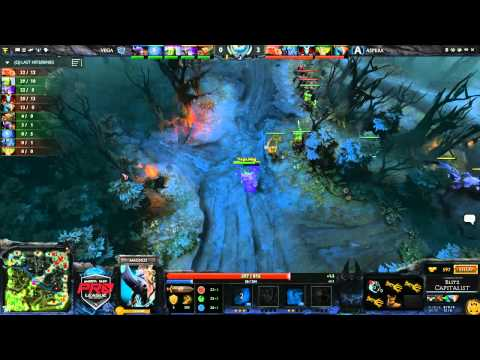 Vega vs aSpera Game 2 - joinDOTA MLG Pro League Season 2 - @DotaCapitalist @Blitz_Dota