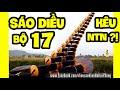 Sáo diều bộ 17 ống 102 & diều sáo 3m45 - Sáo diều Kiến An Hải Phòng Vietnamese Kite Flutes