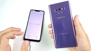 Samsung Note 9 Battery Test !! (in extreme use )