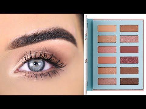 QUICK & EASY Everyday Eyeshadow   Benefit Vanity Flare Eye Makeup Tutorial