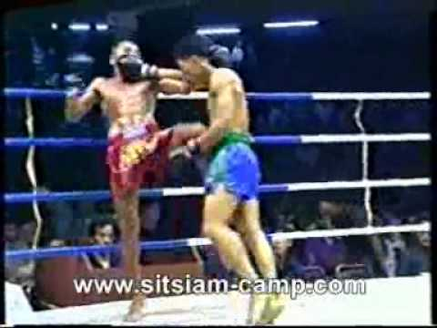 Muay Thai Knees Image 1