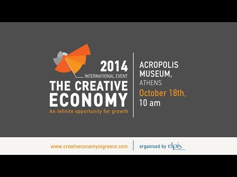 The Creative Economy - An Infinite Opportunity for Growth | elpis International Event