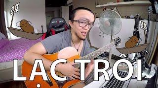 [Guitar] Hướng dẫn đơn giản và nâng cao: Lạc trôi - Sơn Tùng M-TP