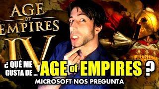 AGE of EMPIRES: RESPONDIENDO a la ENCUESTA OFICIAL !!