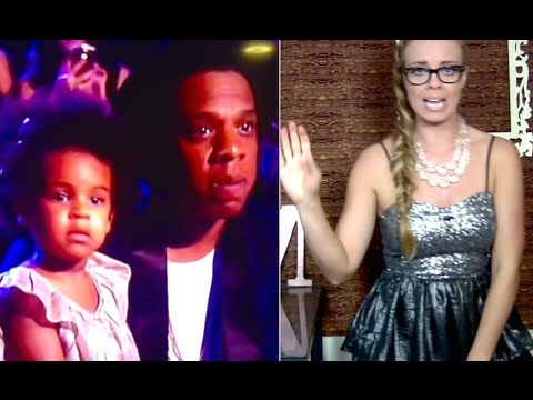 Beyonce's Daughter BLUE IVY WINS ALL THE MTV VMAs 2014