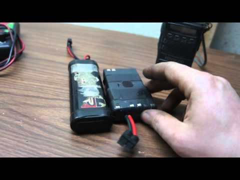 Handheld Radio Battery Fix