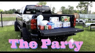 Gender Reveal Party (Behind The Scenes)