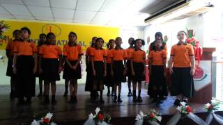 Learnium International School Colombo MOTHER SONG in Sinhala