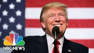 President Donald Trump Speaks At Independent Business Forum   NBC News