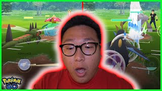 TESTING OUT NEW UNIQUE TEAMS - POKEMON GO BATTLE RANK 9 ULTRA LEAGUE
