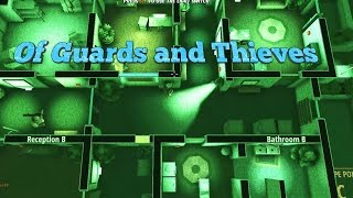 Of Guards and Thieves | THE KNIFE IS OP - Funny Moments