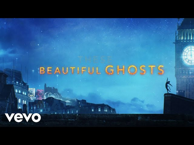 """Taylor Swift - Beautiful Ghosts (From The Motion Picture """"Cats"""" / Lyric Video) thumbnail"""