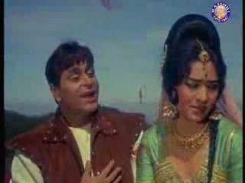 Chehre Pe Giri - Rajendra Kumar & Vyjayanthimala - Suraj