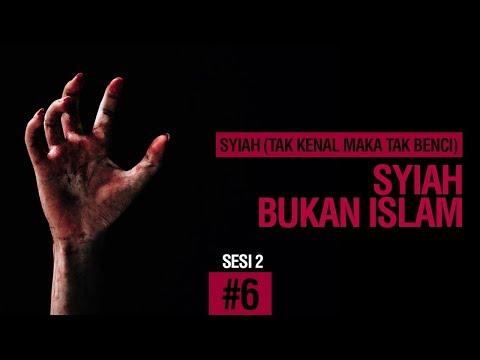 Tak Kenal Maka Tak Benci (Syiah Bukan Islam) #4 (bagian 2) - Ustadz Khairullah Anwar Luthfi, Lc