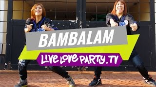 Bambalam by General Degree | Zumba® Choreography by Madelle & Kristie | Live Love Party