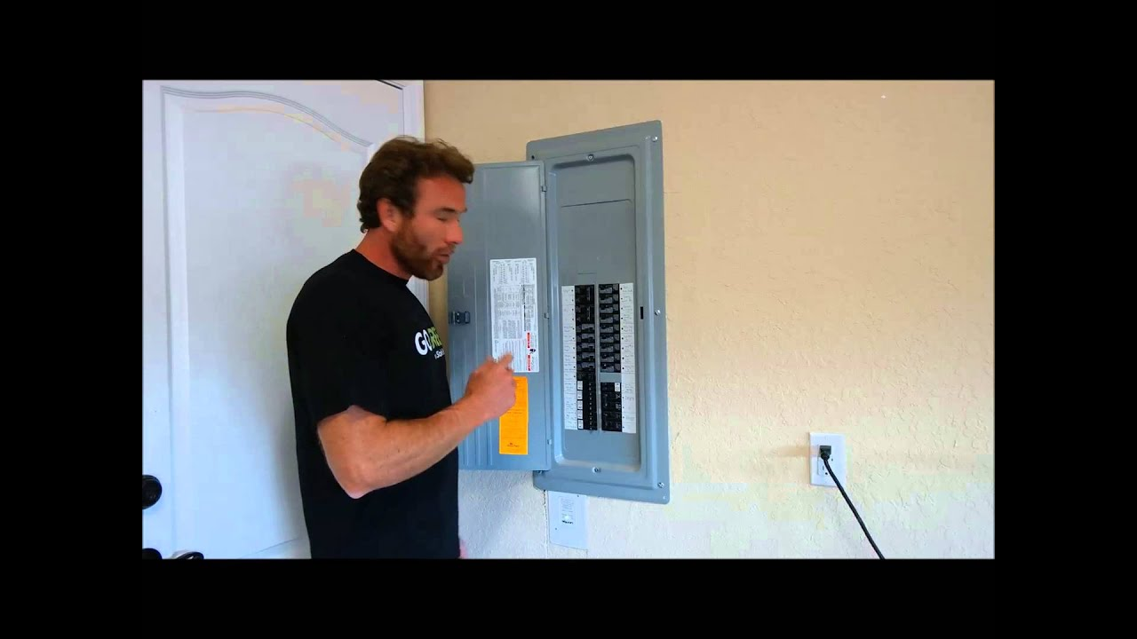 Socket Switch On Fuse Box Won T Stay On : Is your outlet not working see how to reset gfci