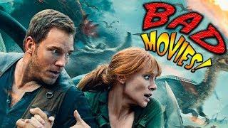 Jurassic World: Fallen Kingdom - BAD MOVIES!