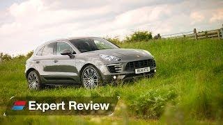 Porsche Macan SUV expert car review