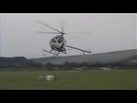 Helicoptero Schweizer 300 Schweizer Hughes 300 Pilot