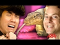 The Try Guys Prank Each Other  Presented By Warner Bros. Pictures Fist Fight