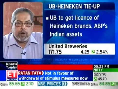 UB Group all set to grab wine industry: Ravi Nedungadi