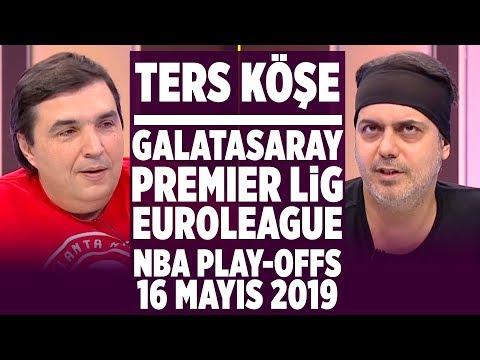 Ters Köşe - Kaan Kural & Ali Ece | 16 Mayıs 2019