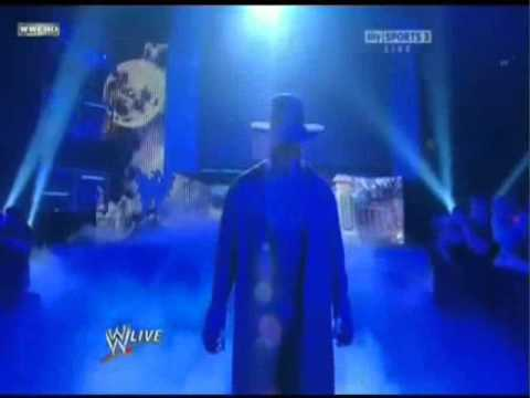 Undertaker New Entrance 2011 video