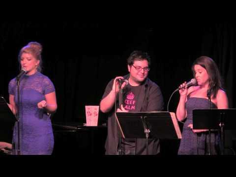 Tim Realbuto, Abigail Ludrof & Jenna Leigh Green -