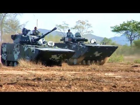 Рост мощи морских десантных сил Китая. Русский перевод.