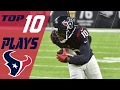 Texans Top 10 Plays Of The 2016 Season Nfl Highlights